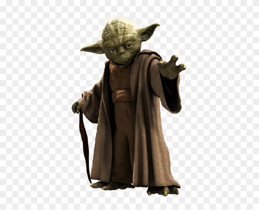 Yoda Star Wars Transparent Background Png.