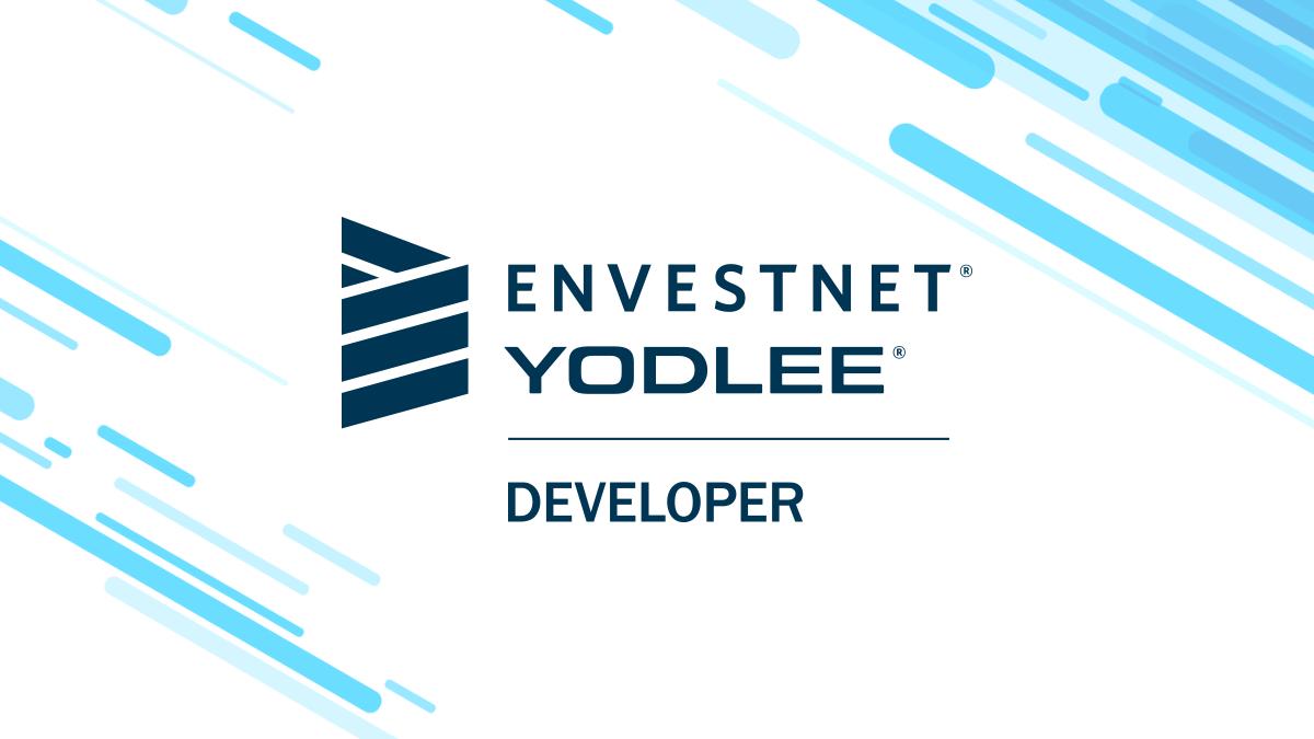 Yodlee Developer Portal.