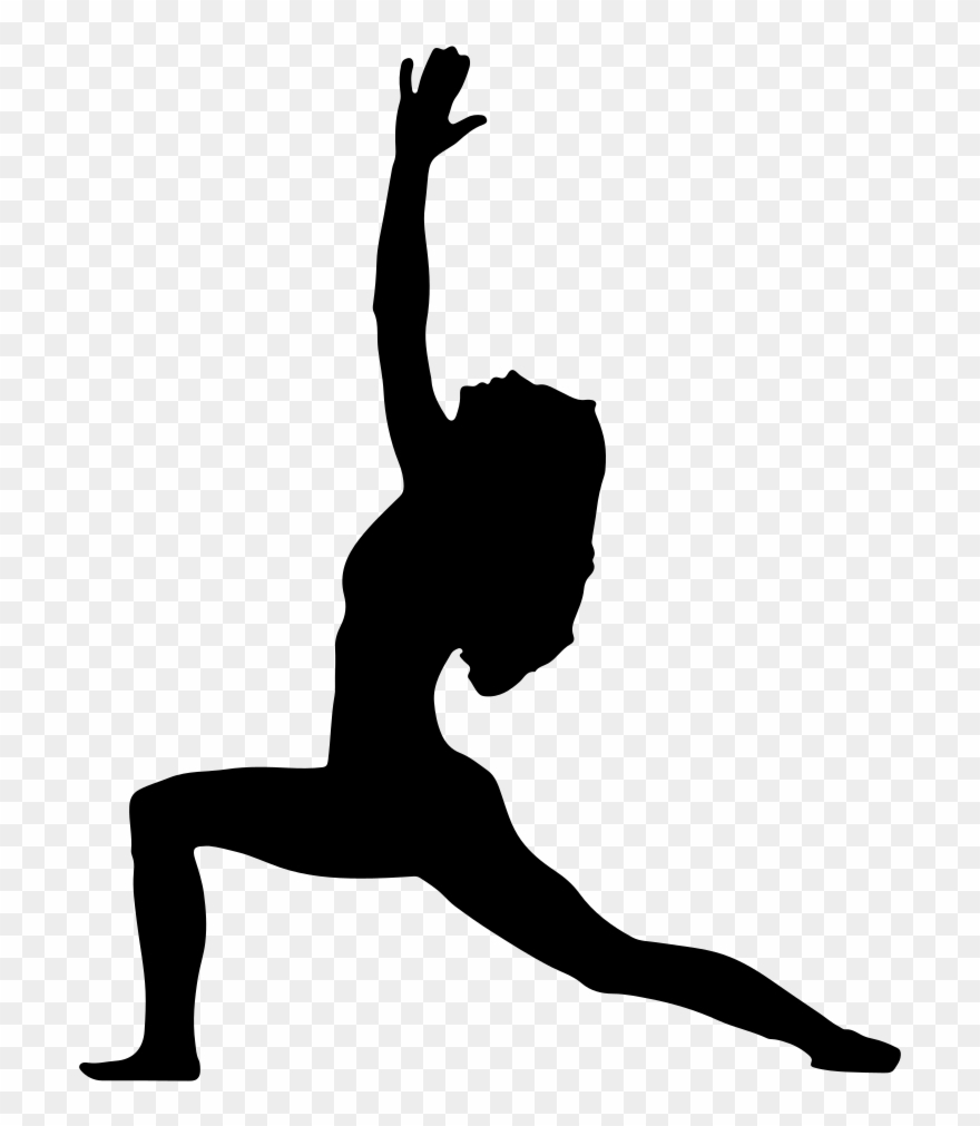 Fitness Silhouette Clip Art At Getdrawings.