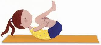 Yoga Clipart (copy and paste this image).