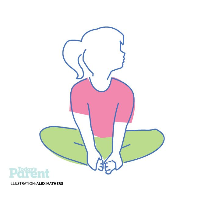 Yoga for kids: How to calm little minds.