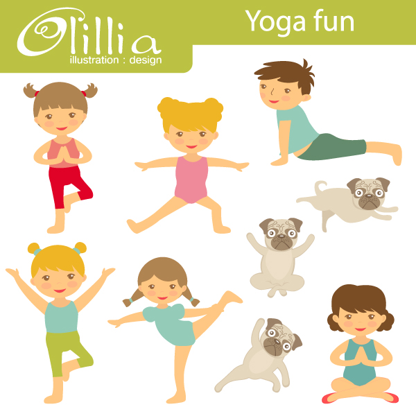 Free Doing Yoga Cliparts, Download Free Clip Art, Free Clip.
