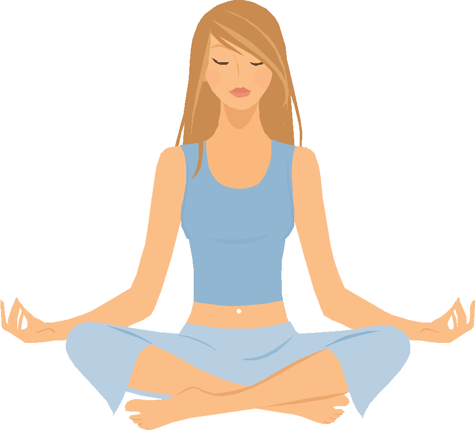 Breathe clipart yoga class, Breathe yoga class Transparent.