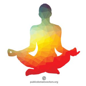314 yoga pose clipart free.