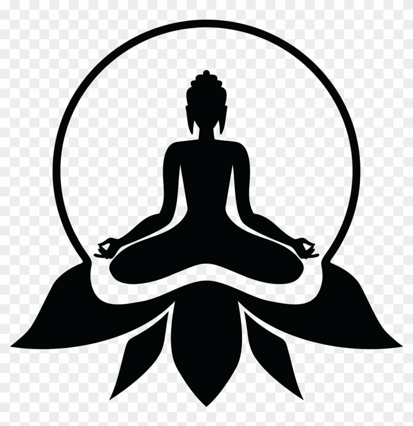 Logo Clipart Yoga.