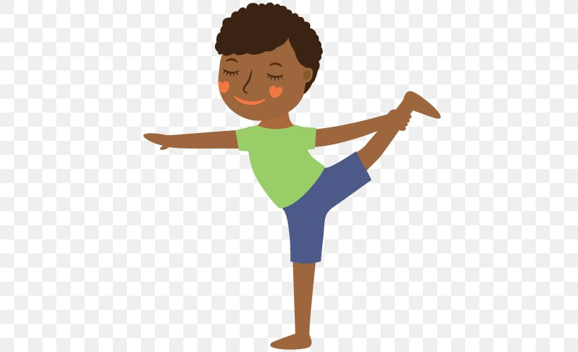 Yoga For Children Yoga Instructor Exercise, PNG, 500x500px.