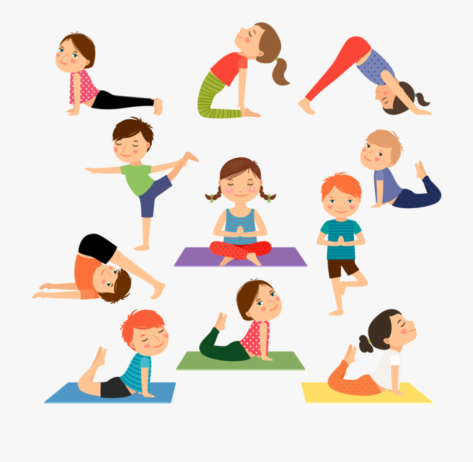 Yoga For Kidz Where.