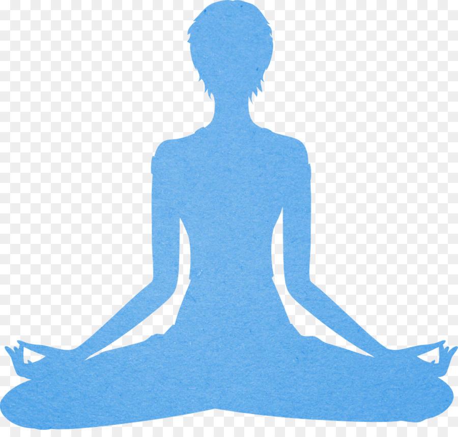 Yoga Cartoon png download.