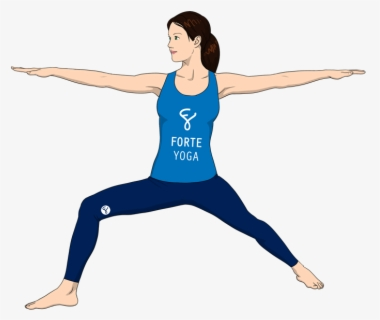 Free Yoga Pose Clip Art with No Background.