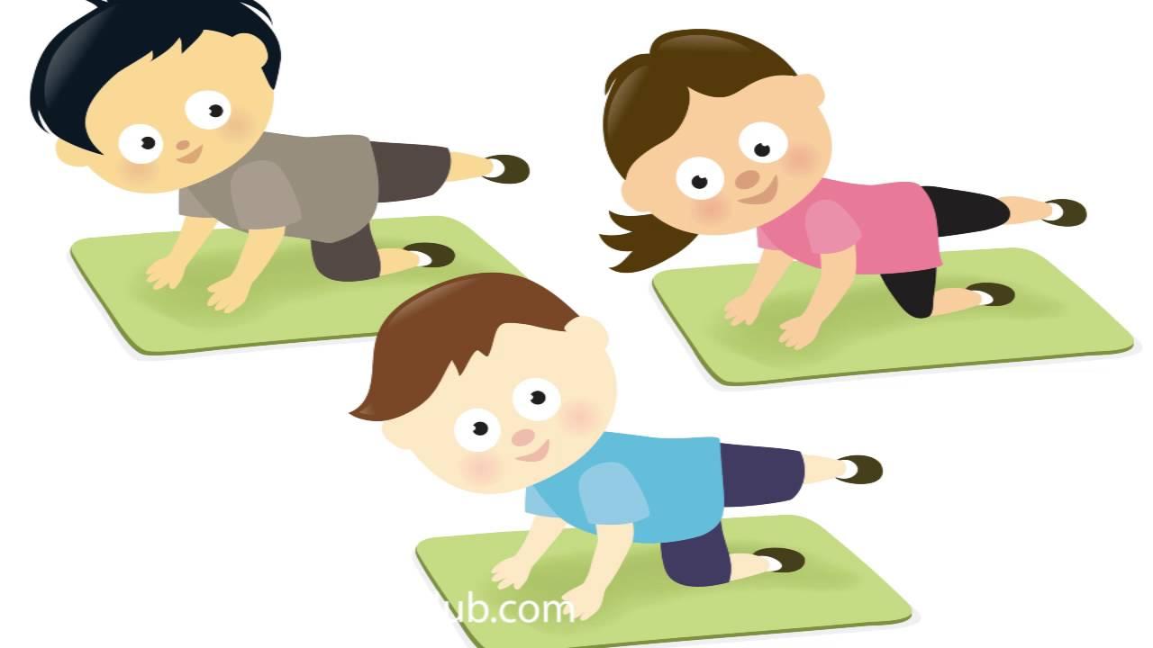 1 HOUR Yoga Music for Kids, Relaxing Yoga Music Instrumental.