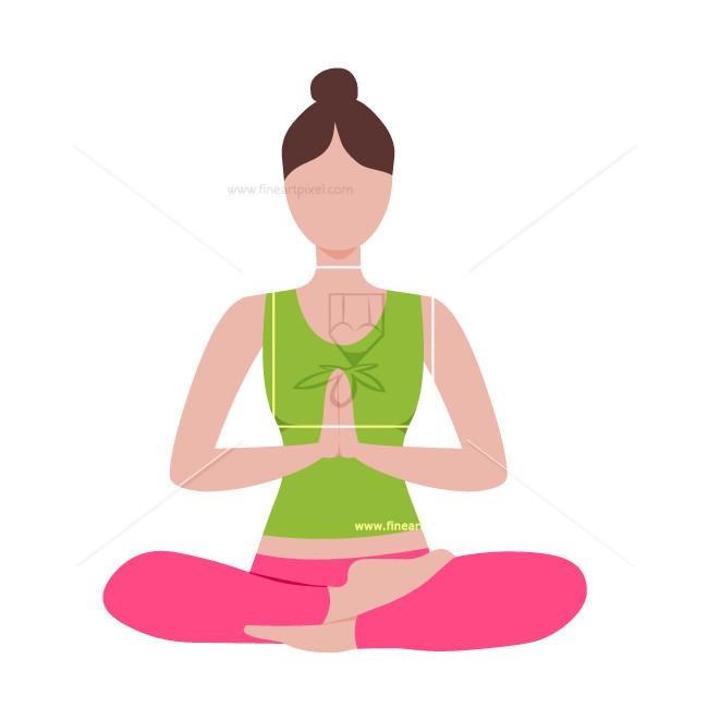 Yoga Girl.
