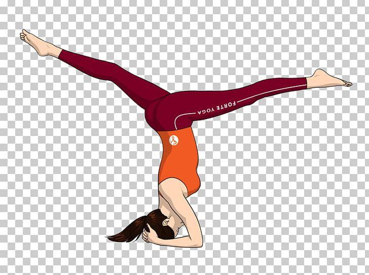 Yoga Headstand Sirsasana Vriksasana Handstand PNG, Clipart.