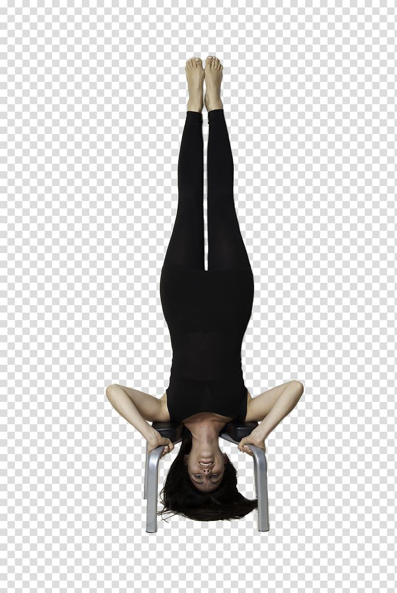 Headstand Yoga Sirsasana Physical fitness, Yoga transparent.