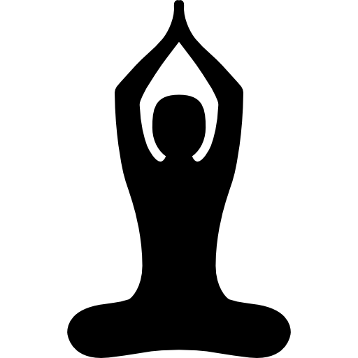 Yoga Icon Png #37910.