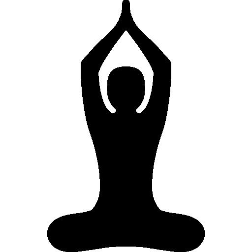 Yoga Icon Png #37910.