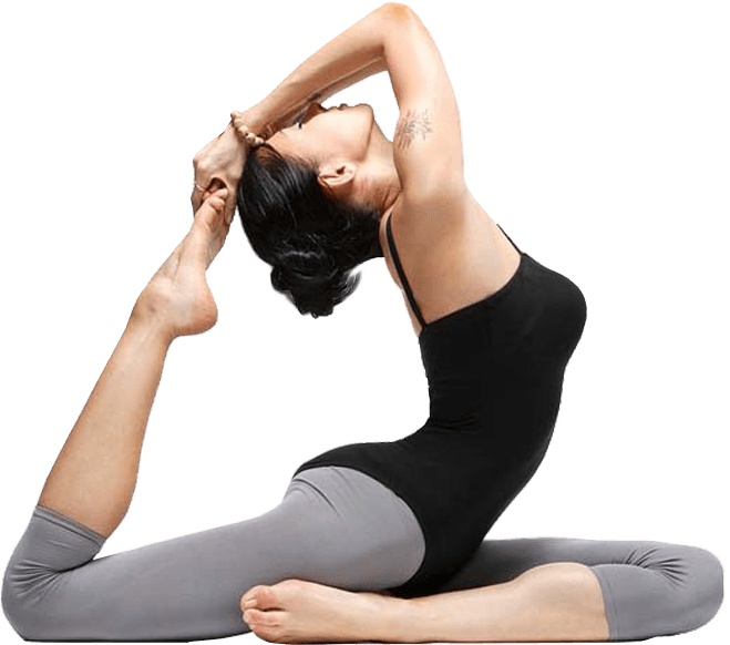 Yoga Exercise transparent PNG.