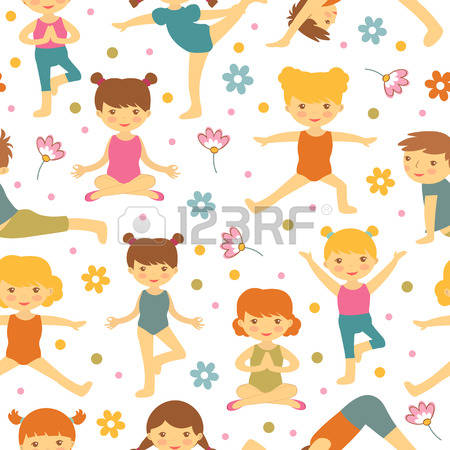 1,370 Yoga Instructor Cliparts, Stock Vector And Royalty Free Yoga.