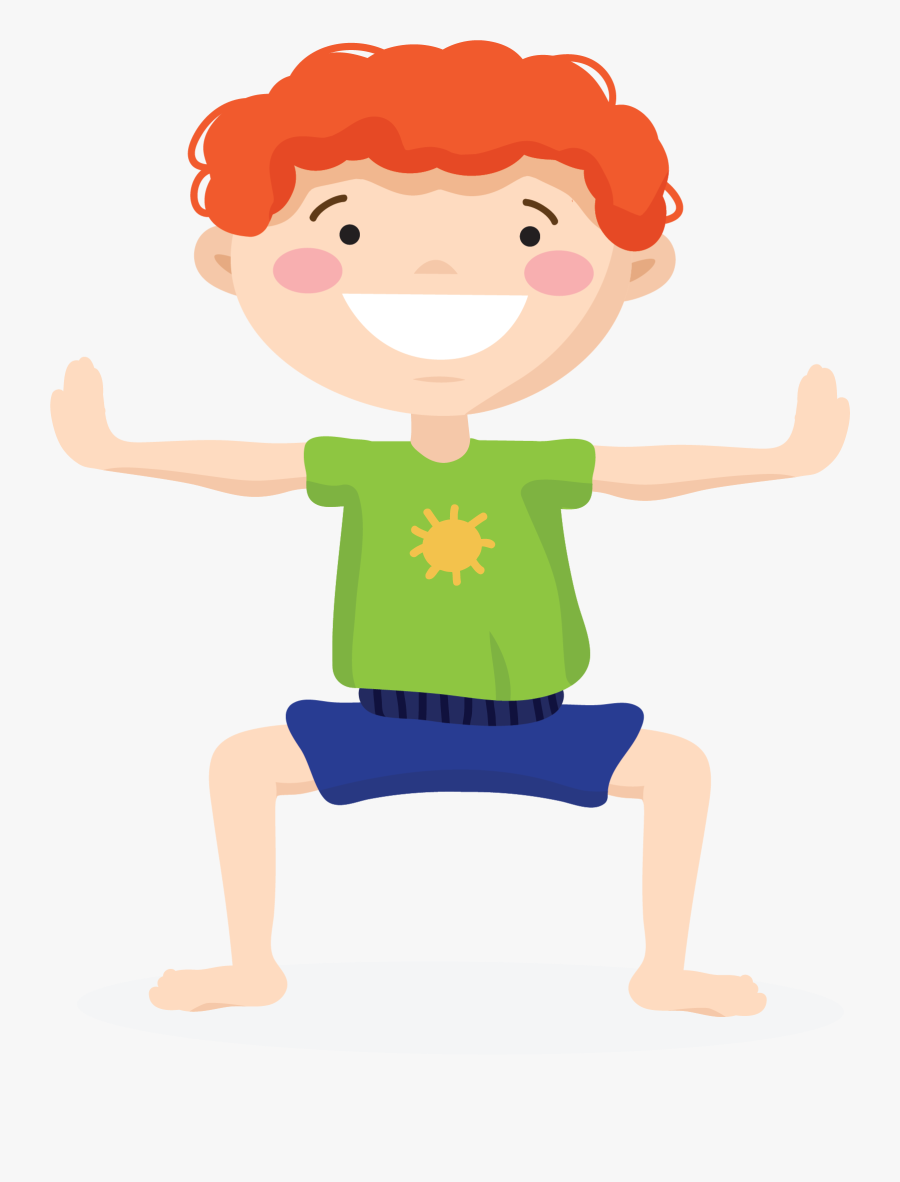 Kids Bedtime Yoga , Free Transparent Clipart.