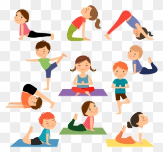 Free PNG Yoga Clipart Clip Art Download.