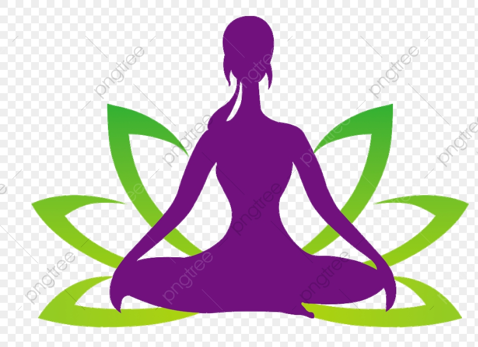 Creative Yoga, Yoga, Zen, Yoga Logo PNG Transparent Image and.