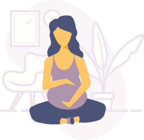 Become a Ma Yoga Mama.