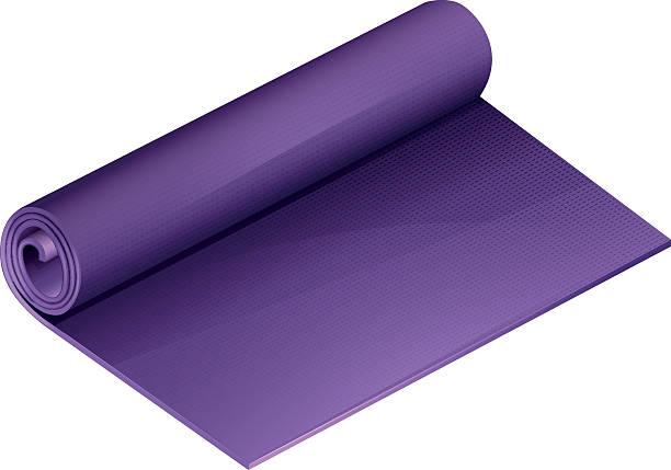 Top 60 Yoga Mat Clip Art, Vector Graphics and Illustrations.