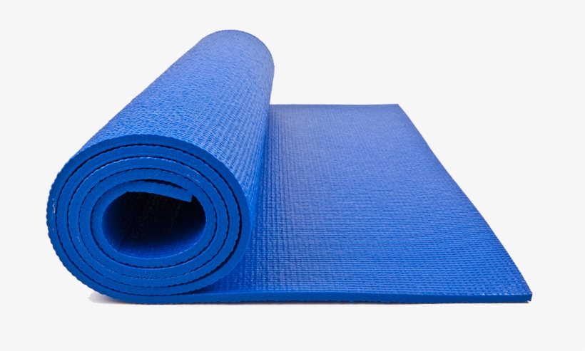Yoga mat download free clipart with a transparent background.