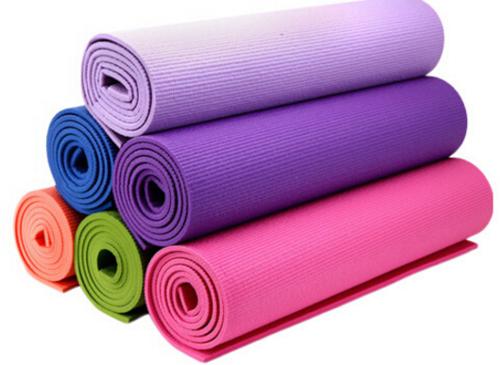 Yoga Mats.