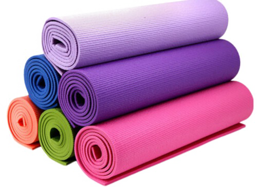 Yoga mats download free clipart with a transparent.