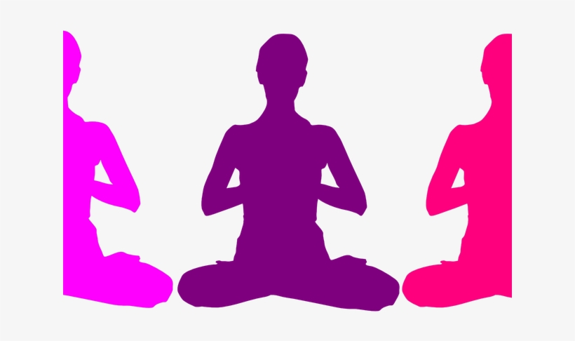 Meditation Clipart Yoga Poses.