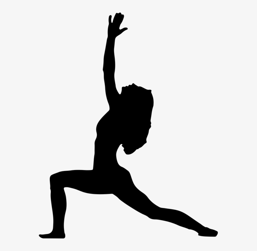 Clipart Of Yoga Poses.