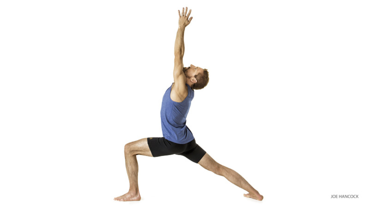 Practice Mindfulness In Yoga Poses.