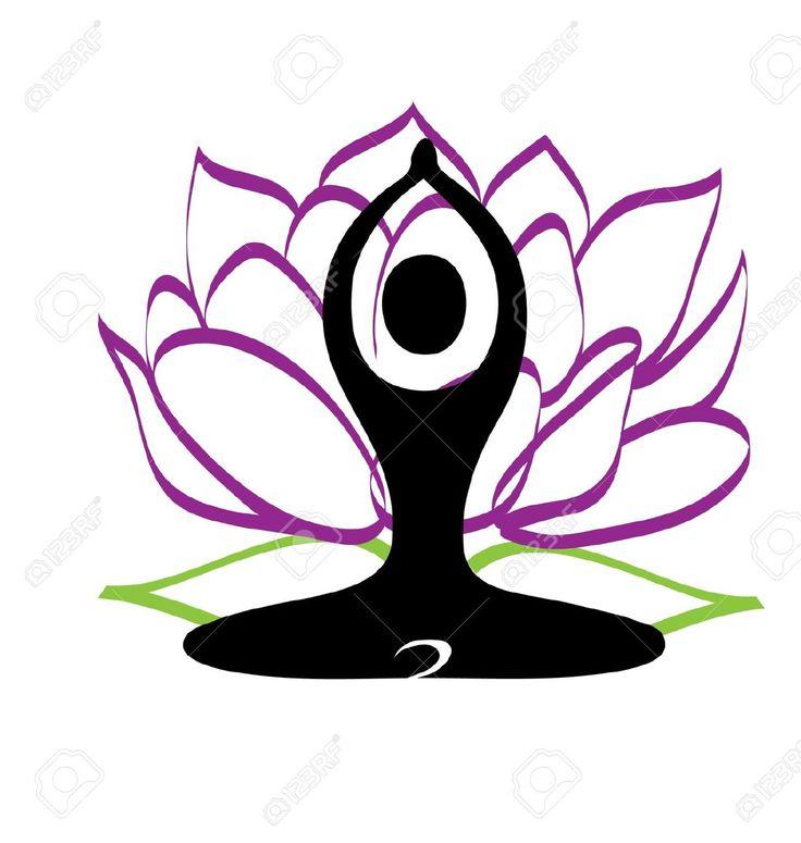 Clipart Yoga Symbols.