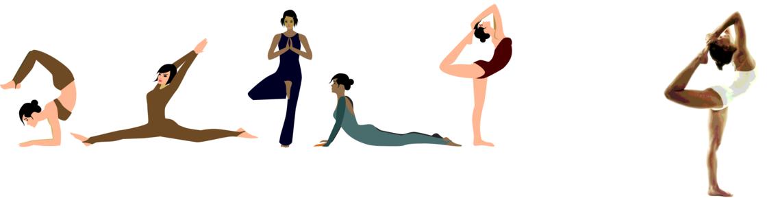 Yoga Vector.