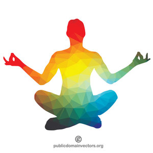 320 yoga pose clipart free.