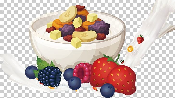 Yogurt Milk Frutti Di Bosco Fruit PNG, Clipart, Apple Fruit.