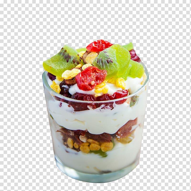 Fruit salad, Trifle Breakfast cereal Cholado Vegetarian.