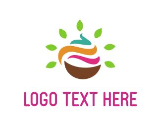 Natural Yogurt Logo.