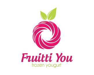 Fruit frozen yogurt Designed by dalia.