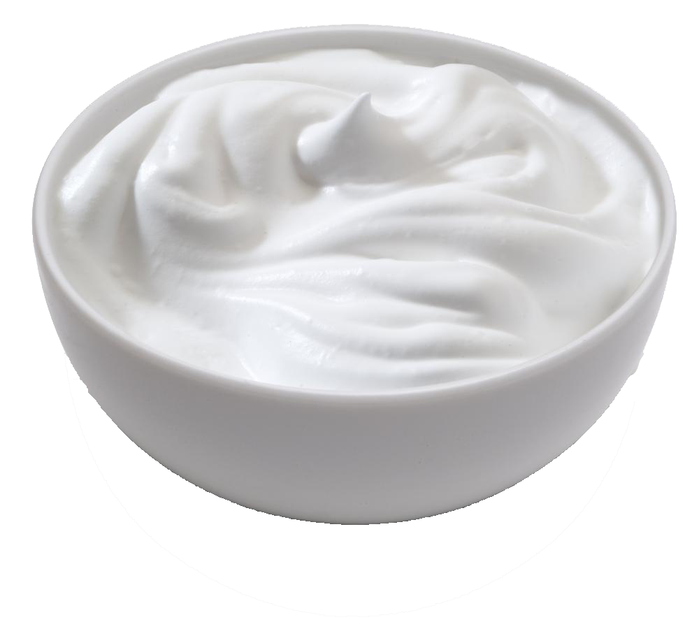 Yogurt Dish Png File.