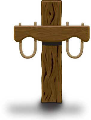 Image: Yoke on Cross Image.