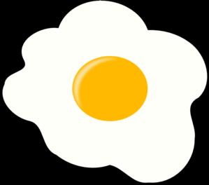 Egg white clipart #1