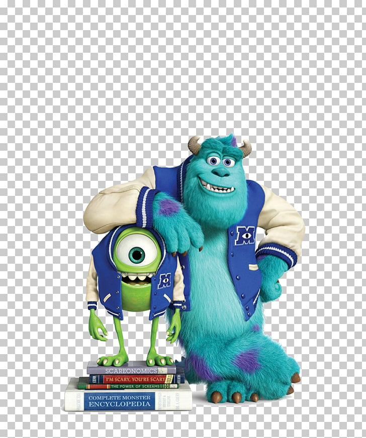 Monsters, Inc. Pixar , monsters university PNG clipart.