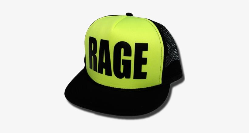 Rage Black Yellow.