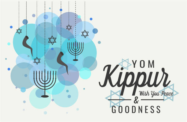 Top 60 Yom Kippur Clip Art, Vector Graphics and Illustrations.