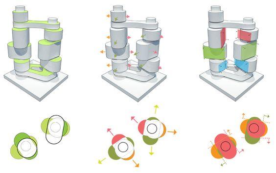 velo towers' by asymptote architecture, yongsan international.