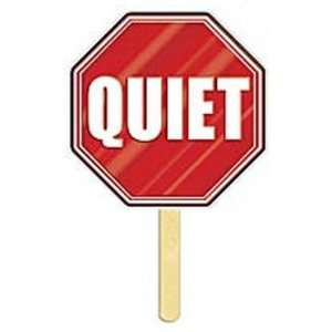 Quiet Please Sign Clipart.