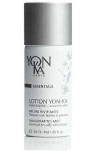 Details about Yonka Lotion PNG Toner for OILY SKIN Travel 1.69oz / 50ml New  in Box SEALED.