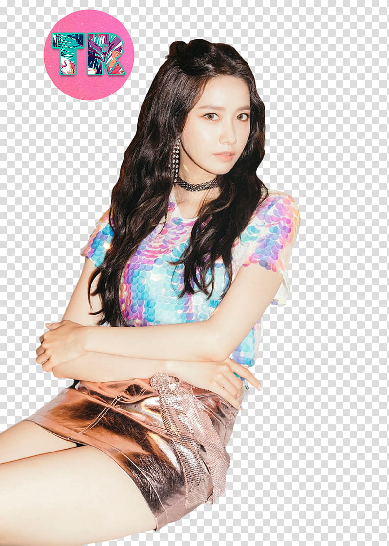 YOONA SNSD HOLIDAY NIGHT transparent background PNG clipart.