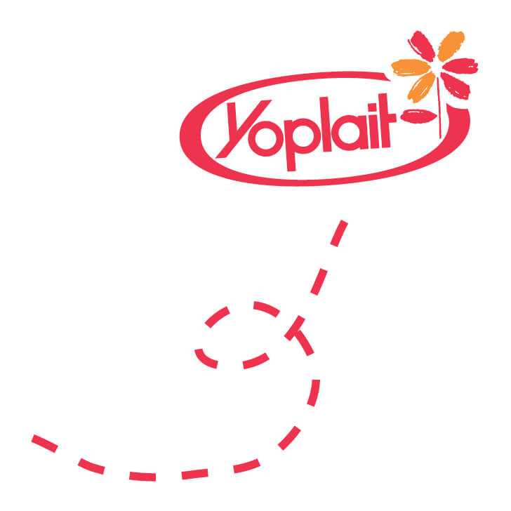 yoplait new ventures logo stationery side bar.